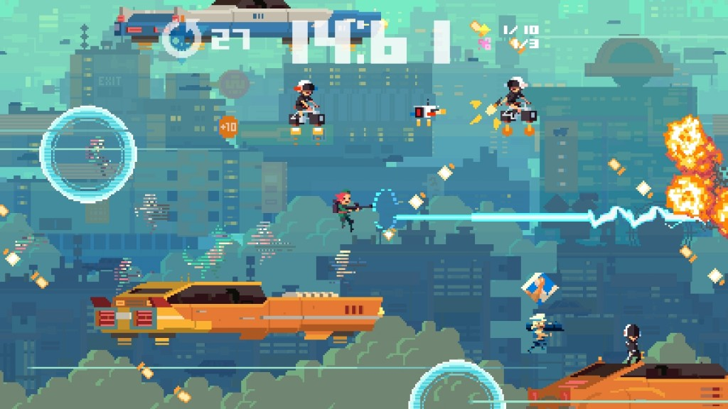 Super Time Force Ultra Review