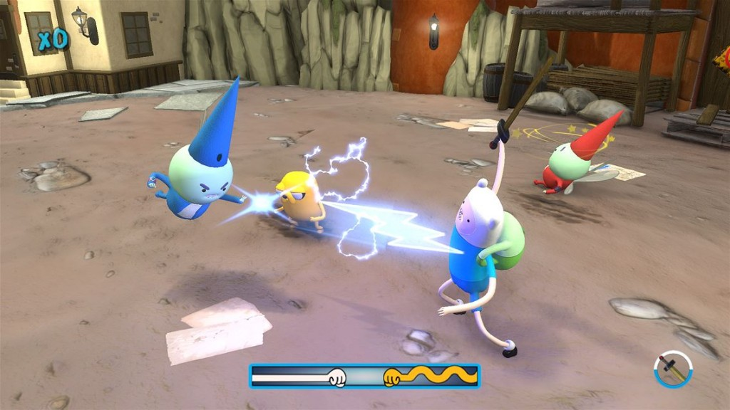 Adventure Time Finn and Jake Investigations Review Screenshot 1