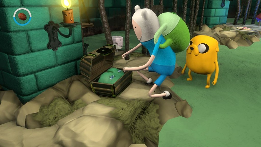 Adventure Time Finn and Jake Investigations Review Screenshot 2