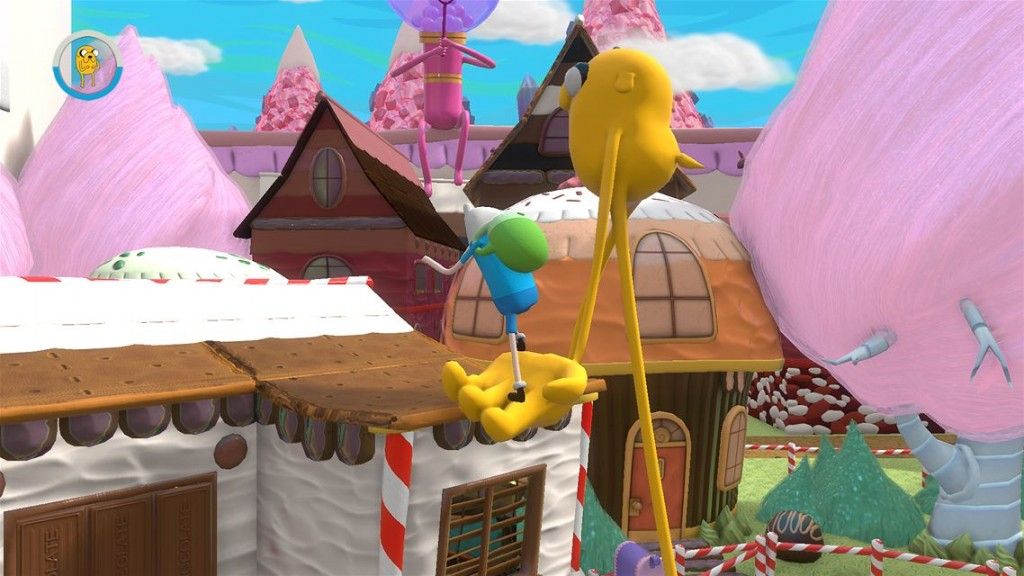 Adventure Time Finn and Jake Investigations Review Screenshot 3