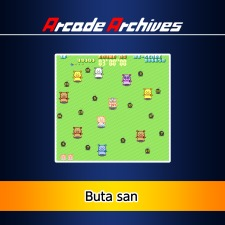 Arcade Archives Buta San Review