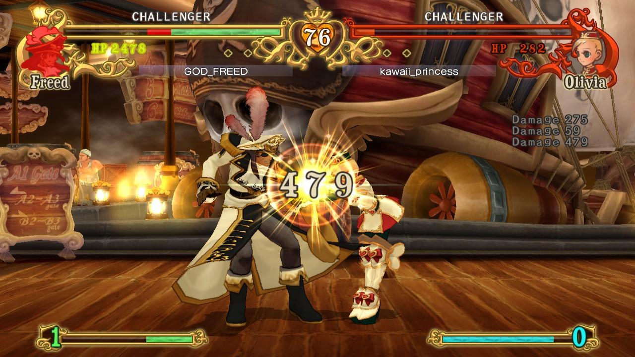 Battle Fantasia Revised Edition Review Screenshot 1