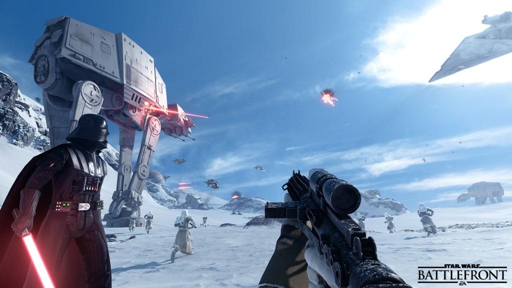 Battlefront Beta Screenshot 1