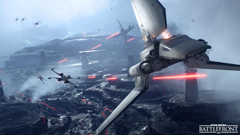 Battlefront Beta Screenshot 4