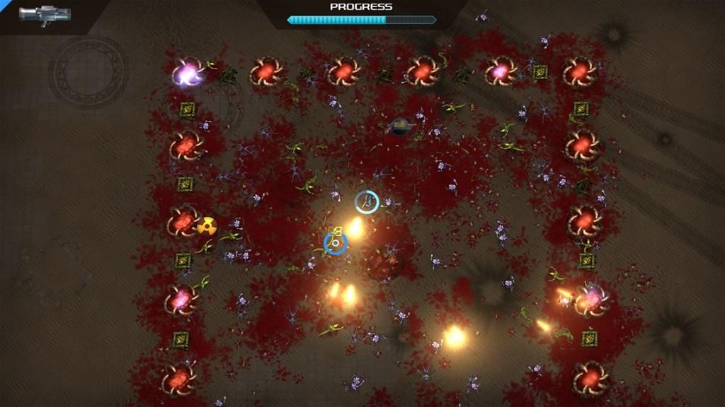Crimsonland Review Screenshot 3