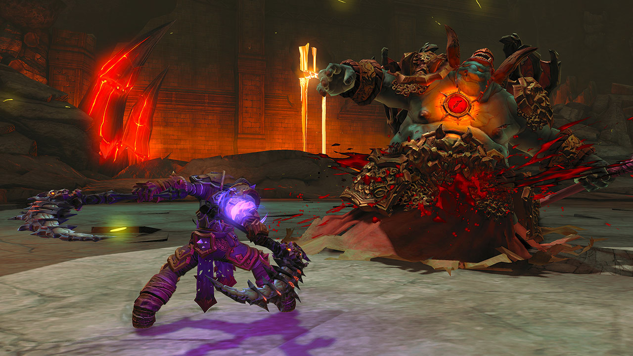 Darksiders II Deathinitive Edition Review Screenshot 1