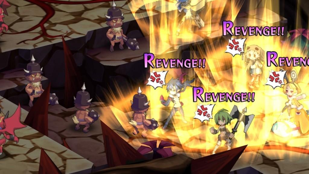 Disgaea 5 Alliance of Vengeance Screenshot 3