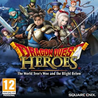 Dragon Quest Heroes The World Tree's Woe And The Blight Below Review