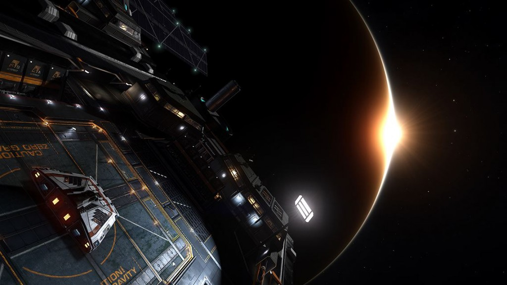Elite Dangerous Review Screenshot 1