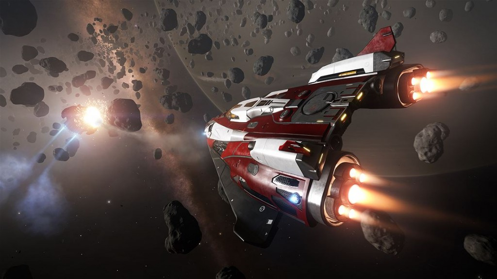 Elite Dangerous Review Screenshot 2