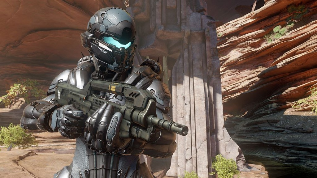 Halo 5 Guardians Review Screenshot 2