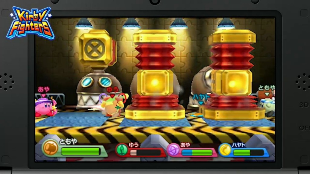 Kirby Fighters Deluxe Review