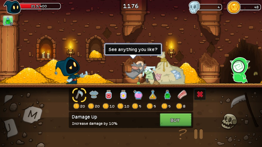 Letter Quest Grimm's Journey Remastered Review Screenshot 3