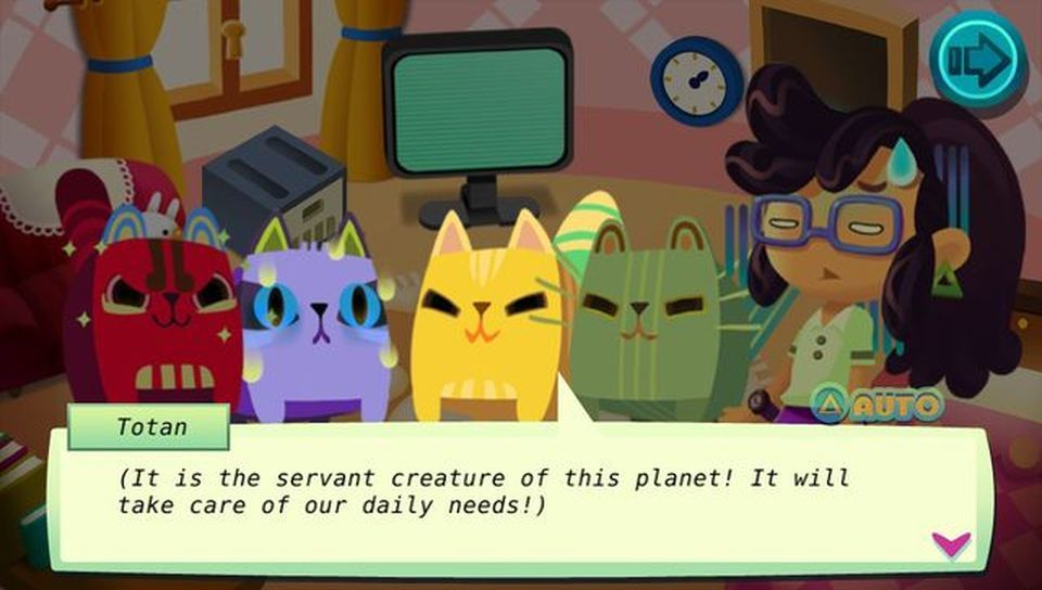 NekoBuro Cats Block Review Screenshot 3