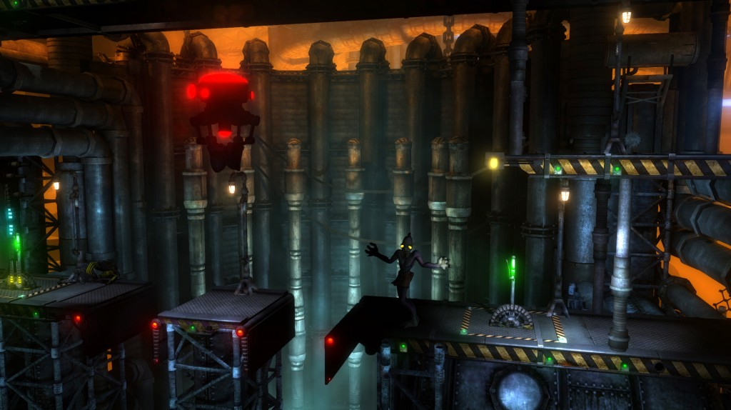 Oddworld New 'n' Tasty Deluxe Edition Xbox One Review