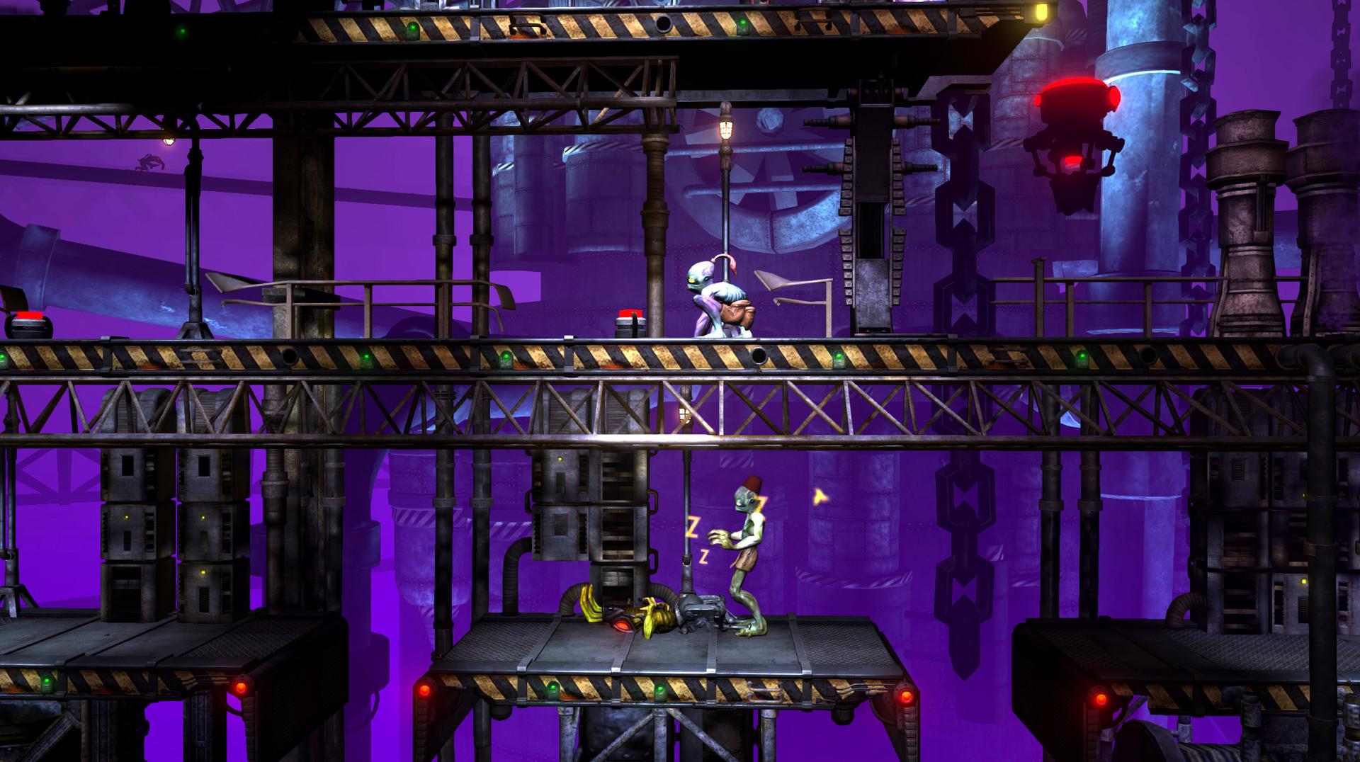 Oddworld New 'n' Tasty Alf's Escape Review Screenshot 3