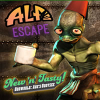 Oddworld New 'n' Tasty Alf's Escape Review