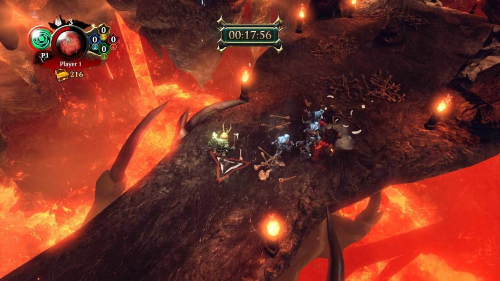 Overlord Fellowship of Evil Review Screenshot 1