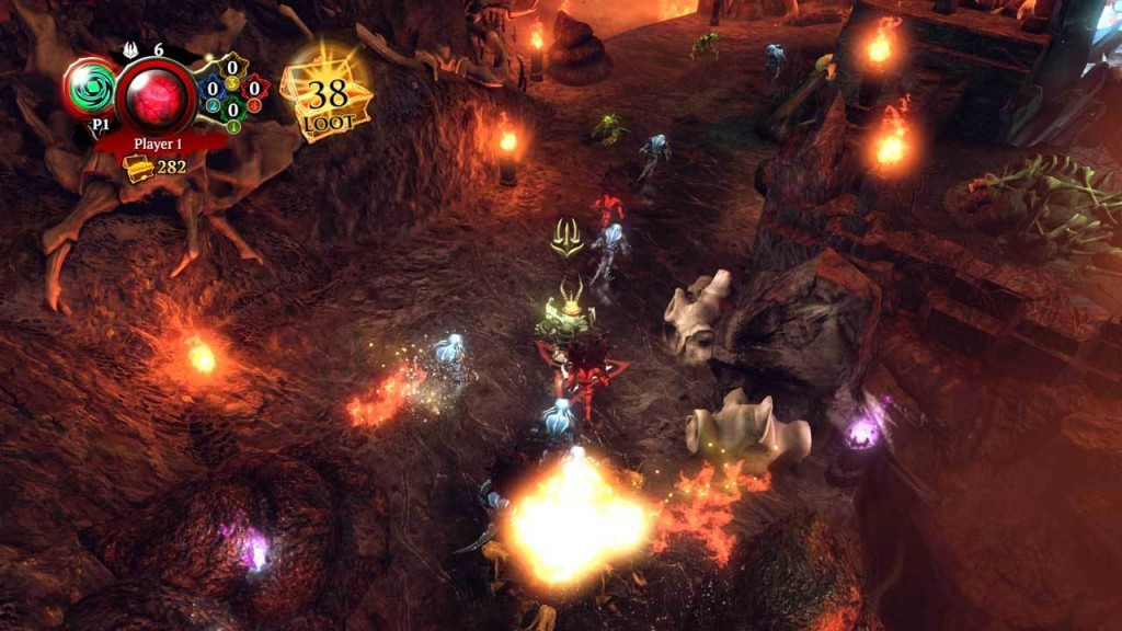 Overlord Fellowship of Evil Review Screenshot 2