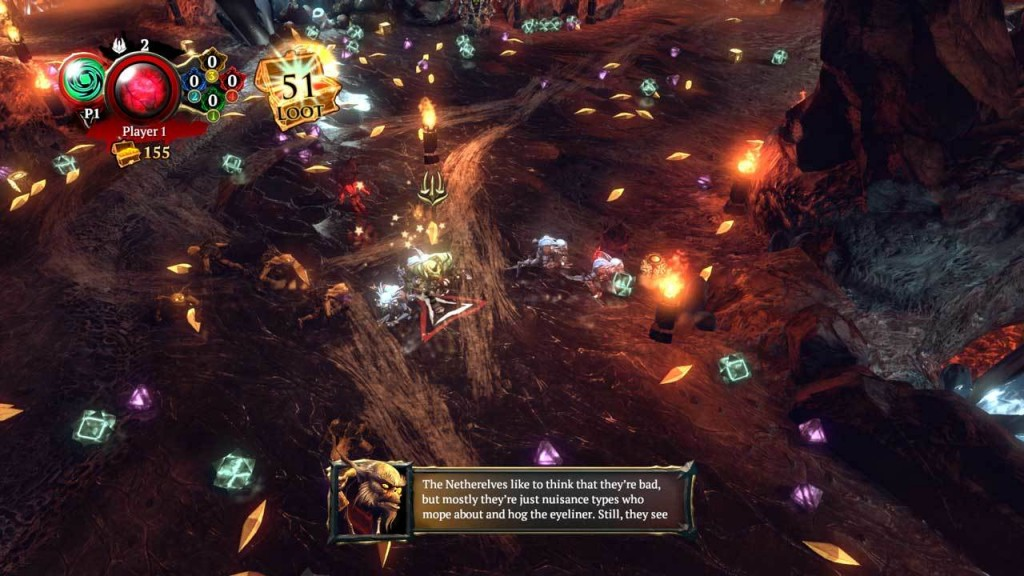 Overlord Fellowship of Evil Review Screenshot 3