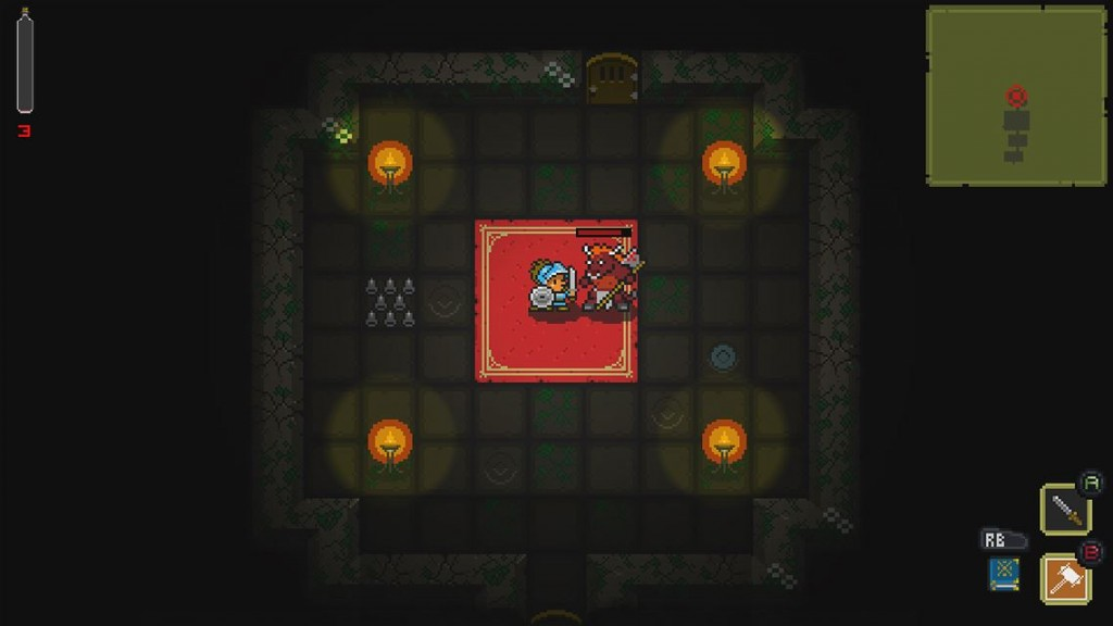 Quest of Dungeons Review Screenshot 3