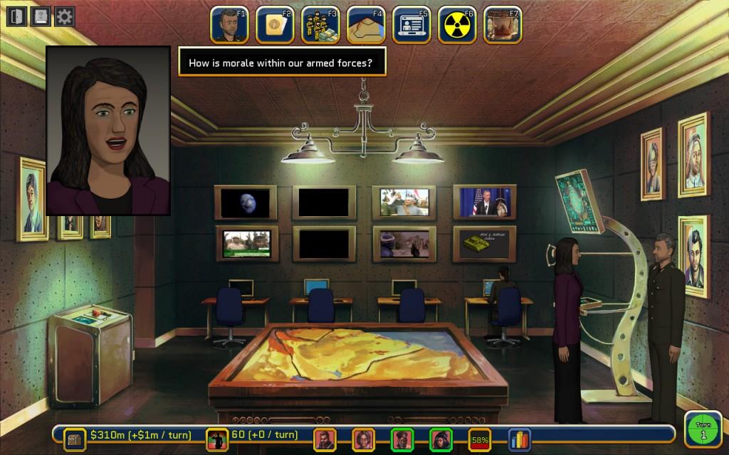 Rogue State Review Screenshot 2
