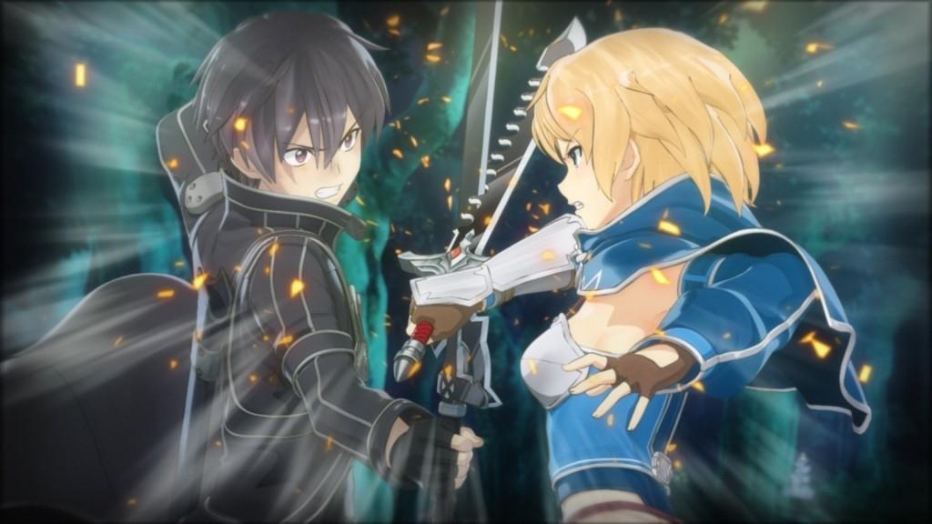 Sword Art Online Re Hollow Fragment Review Screenshot 2