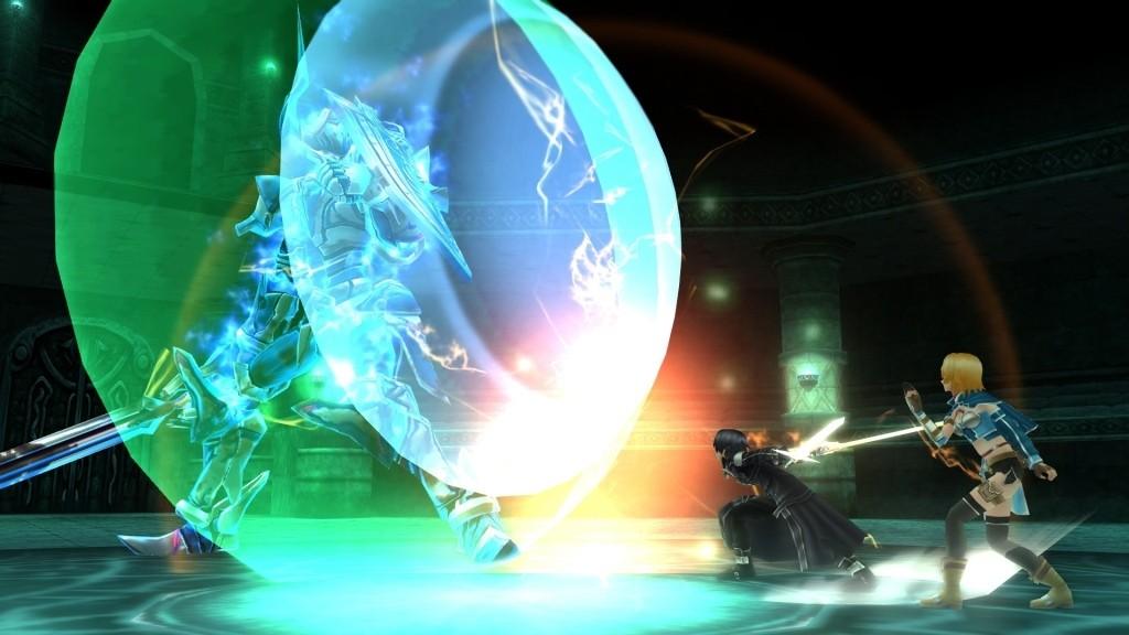 Sword Art Online Re Hollow Fragment Review Screenshot 3