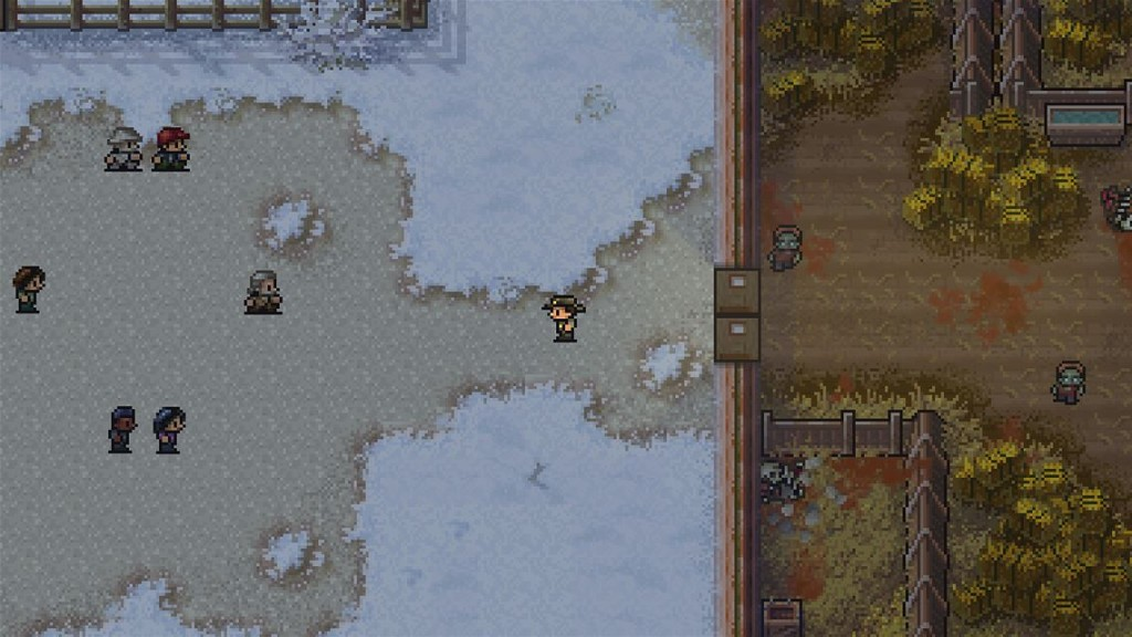 The Escapists The Walking Dead Review Screenshot 1