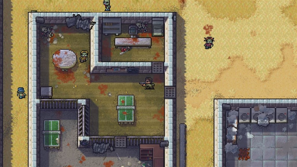 The Escapists The Walking Dead Review Screenshot 2