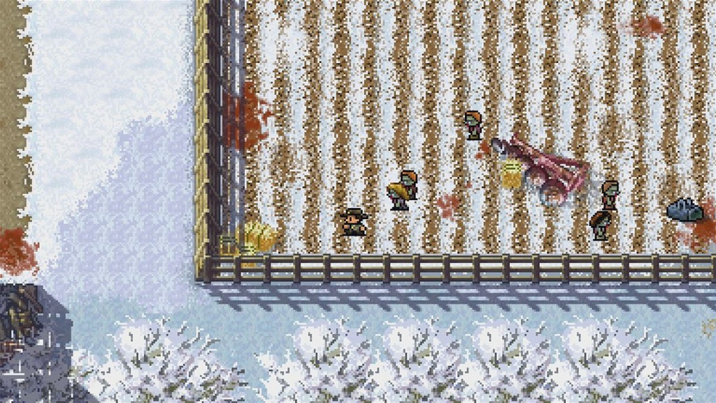 The Escapists The Walking Dead Review Screenshot 3