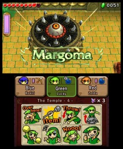 The Legend of Zelda Tri Force Heroes Review Screenshot 3