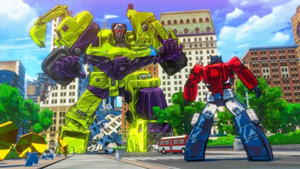 Transformers Devastation Review Screenshot 3