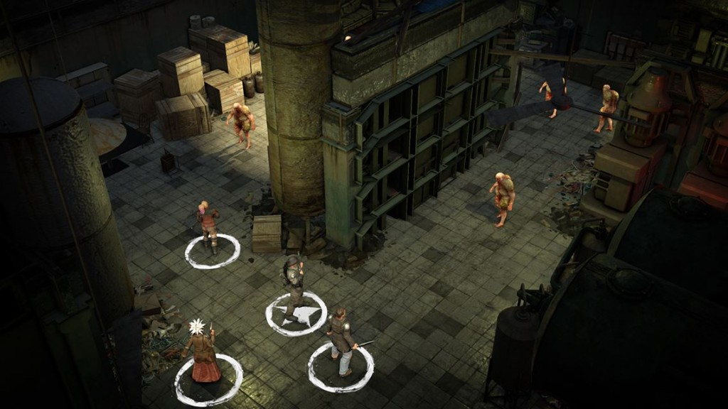 Wasteland 2 Director's Cut Review Screenshot 1