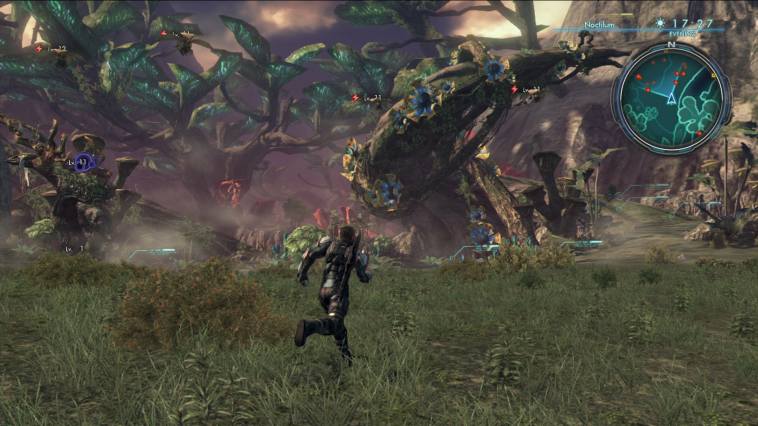 Xenoblade Chronicles X Review Screenshot 2