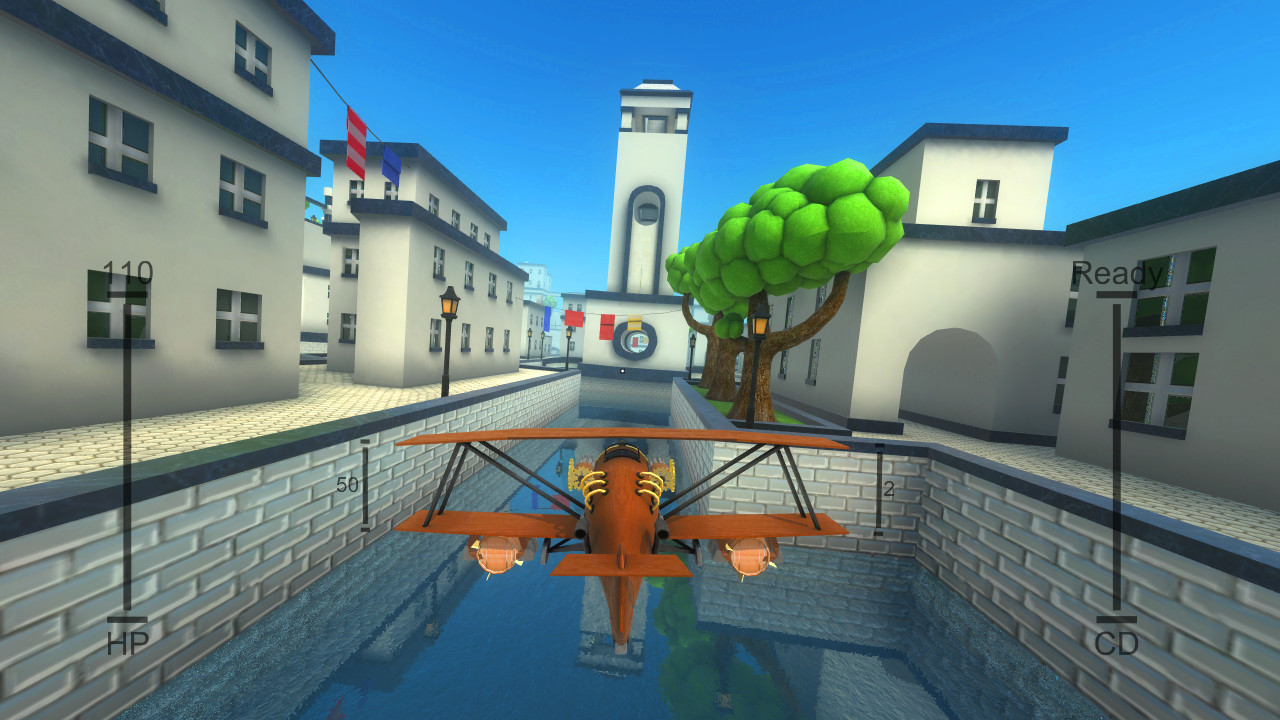 Air Brawl Review Screenshot 1