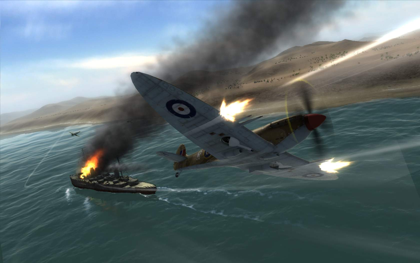 Air Conflicts Pacific Carriers PlayStation 4 Edition Review Screenshot 2