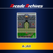Arcade Archives A-JAX Review