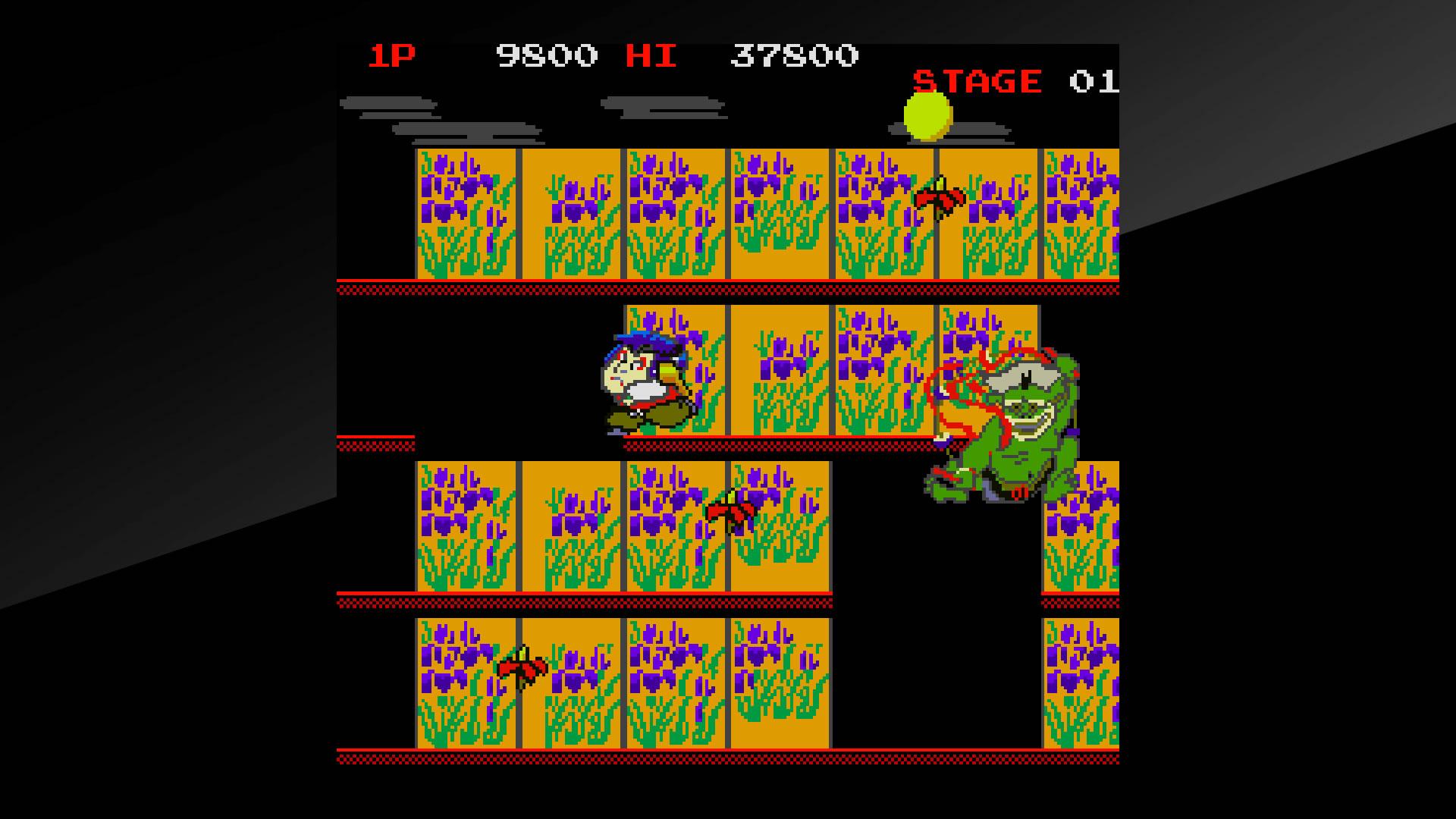 Arcade Archives Mr.GOEMON Review Screenshot 1