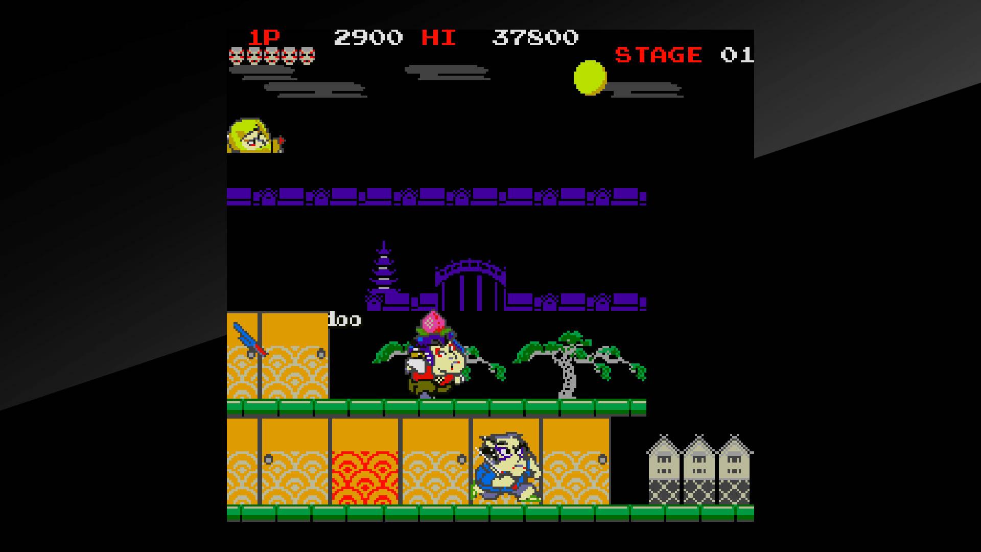 Arcade Archives Mr.GOEMON Review Screenshot 3