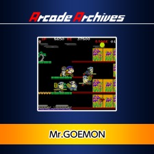 Arcade Archives Mr.GOEMON Review