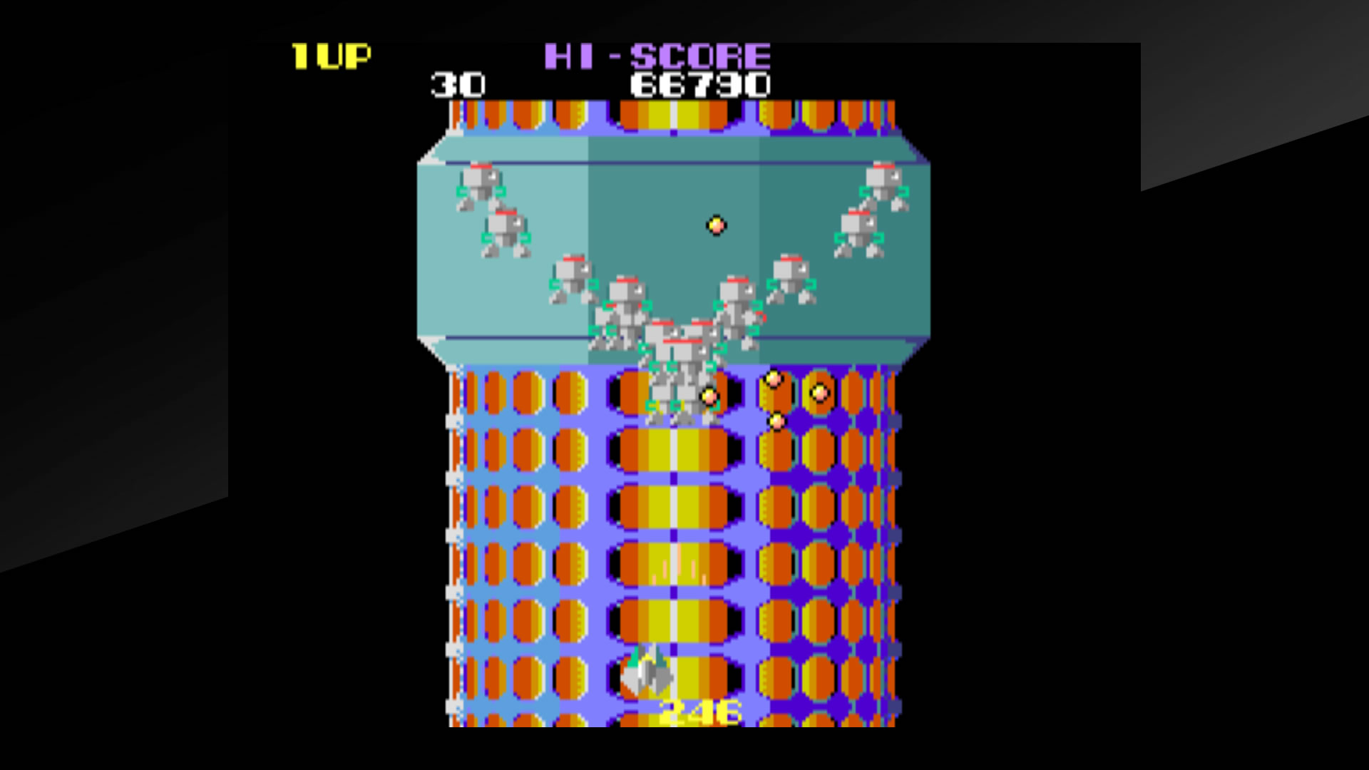 Arcade Archives NOVA2001 Review Screenshot 1