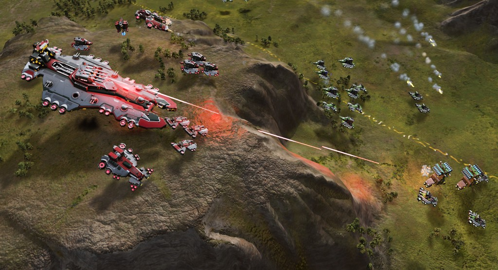 Ashes of the Singularity Review Screenshot 1