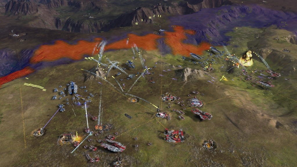 Ashes of the Singularity Review Screenshot 3