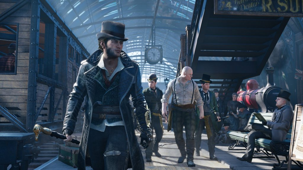 Assassin's Creed Syndicate Review Screenshot 3