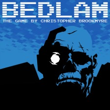Bedlam- The Game by Christopher Brookmyre Review