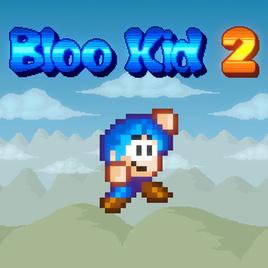 Bloo Kid 2 Promo