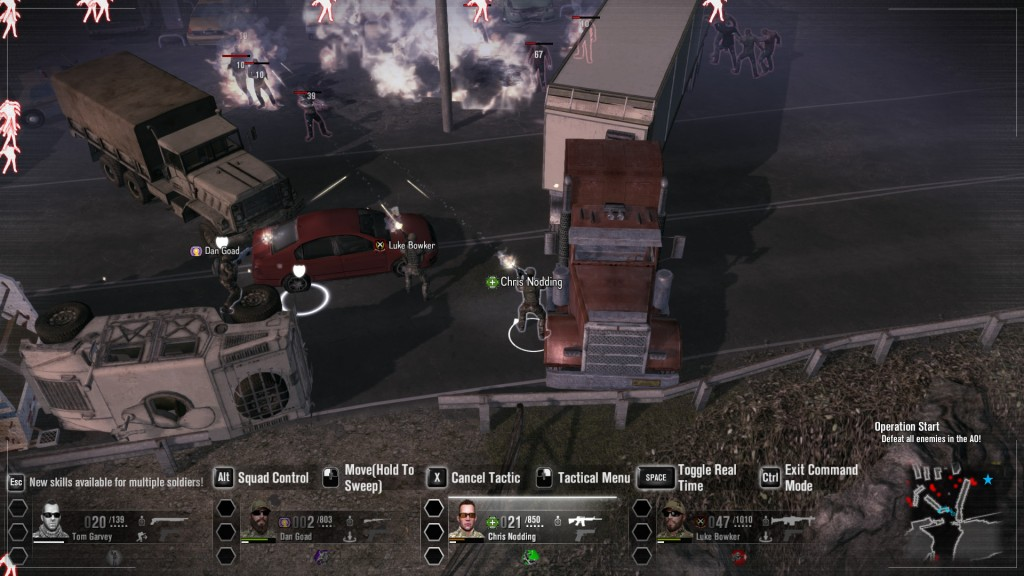 Breach & Clear Deadline Review Screenshot 2