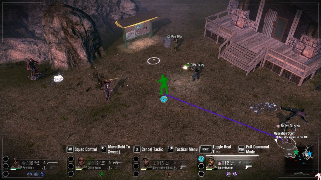 Breach & Clear Deadline Review Screenshot 3