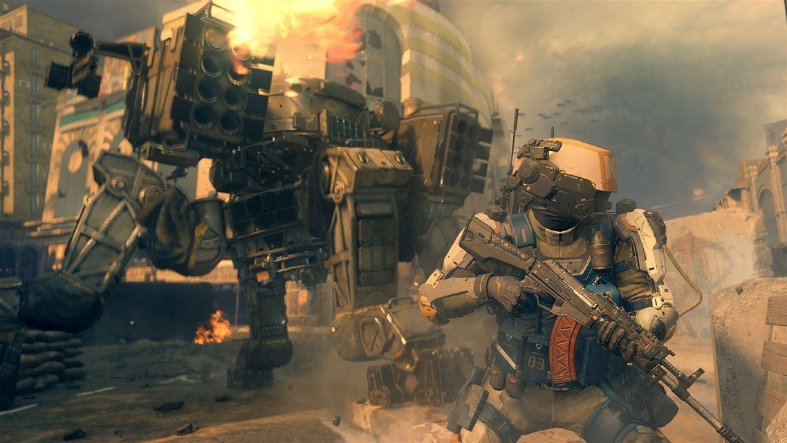 Call of Duty Black Ops III Review Screenshot 1